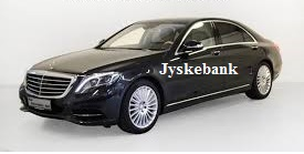 mercedes s500 lang 2018 Jyske bank blomster superlån